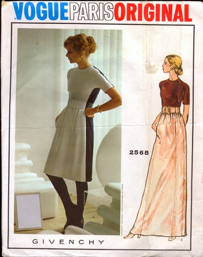 Vogue Paris Originals // Vintage sewing patterns // Closet Case Patterns