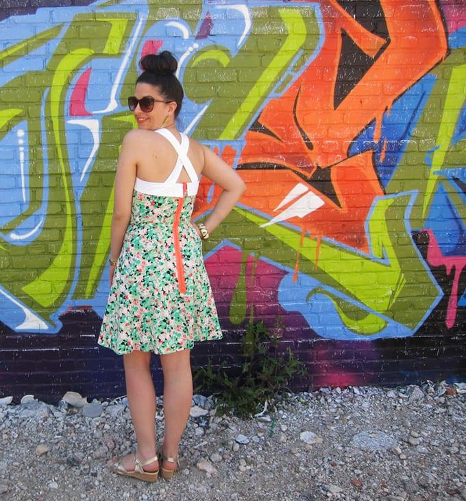 Vintage Simplicity 6979 Sewing Pattern // Vintage dress pattern // Closet Case Patterns