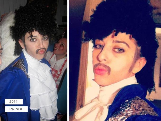 Prince Halloween costume