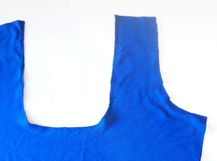 Nettie neckline and adding cups-3