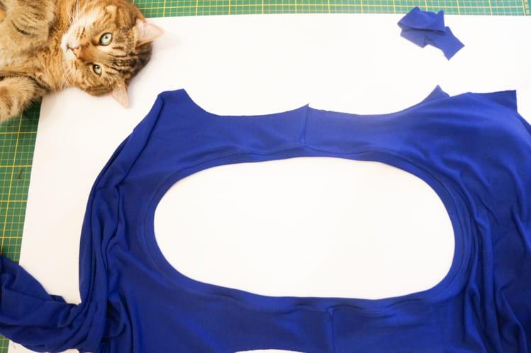 Nettie neckline and adding cups-31