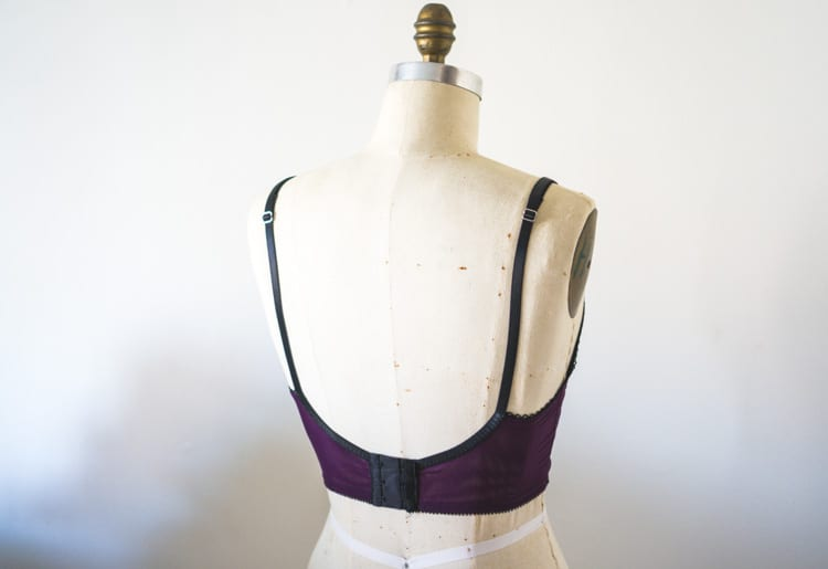 Watson Bra by Closet Case Files
