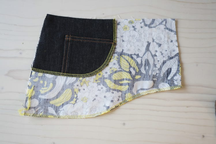 ginger skinny jeans pattern - pocket stay-2