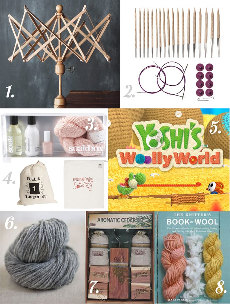 Christmas Gifts for knitters