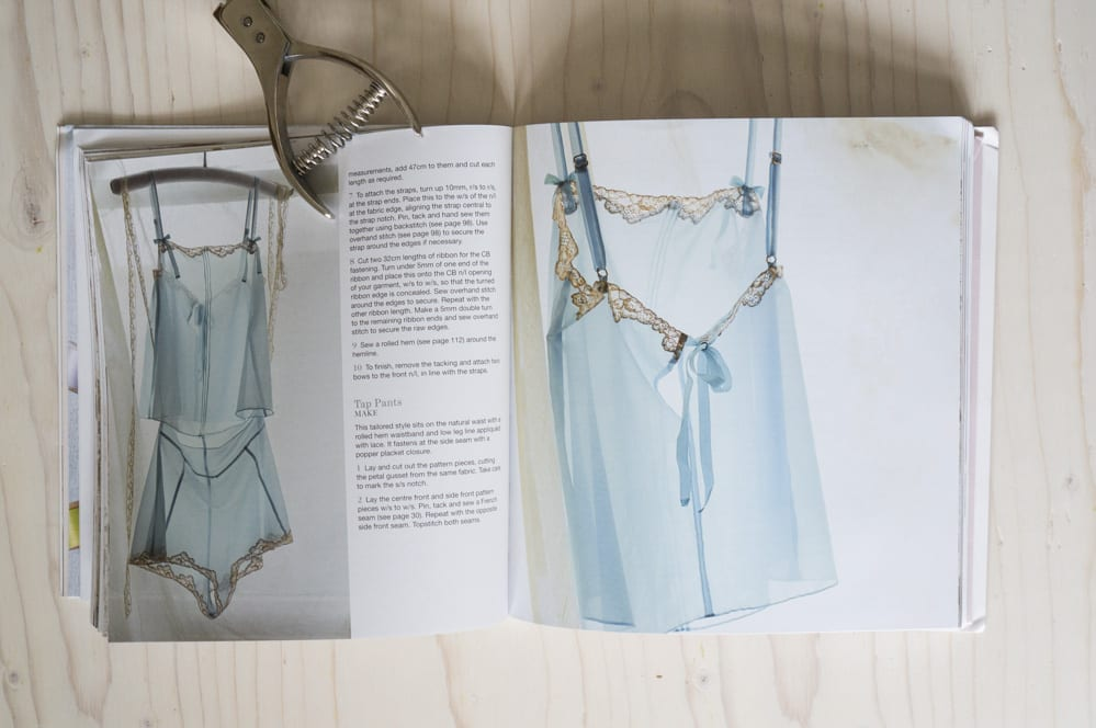 BOOK CLUB: SECRETS OF SEWING LINGERIE | Closet Case Patterns