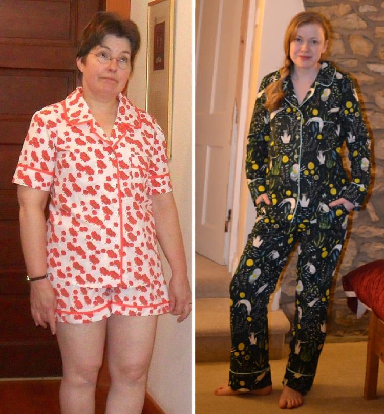 Carolyn pajama pattern10
