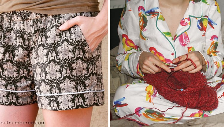Carolyn pajama pattern12