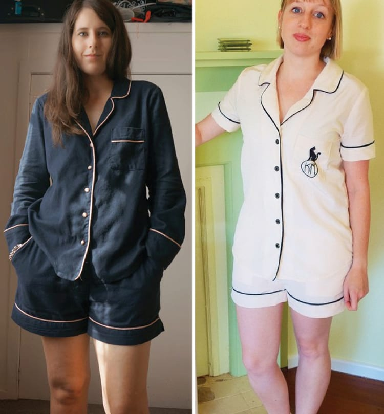 Carolyn pajama pattern3