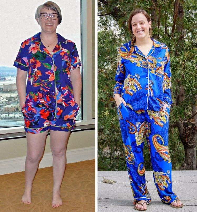 Carolyn pajama pattern4