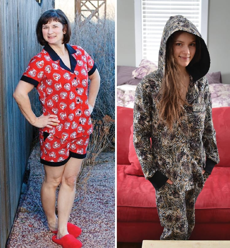 Carolyn pajama pattern5