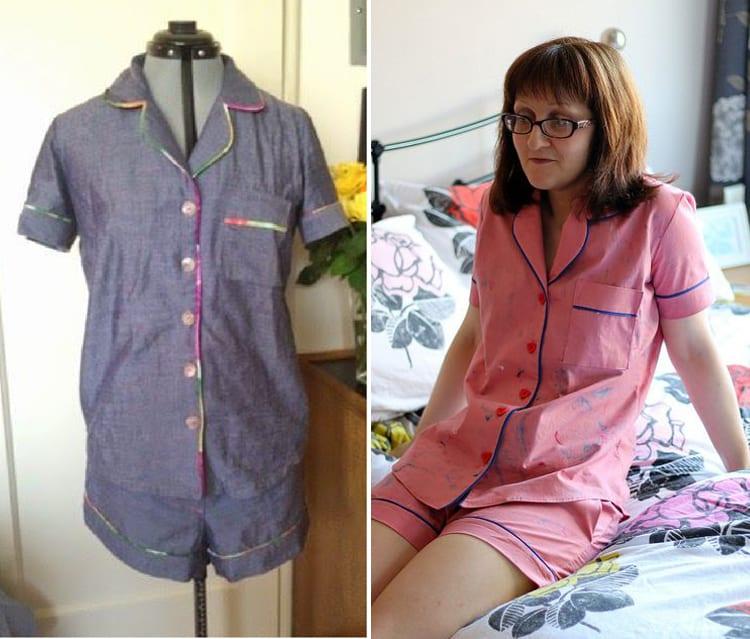 Carolyn pajama pattern8