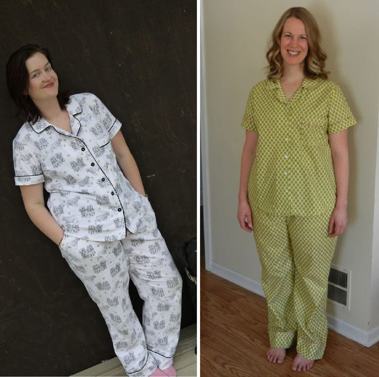 Carolyn pajama pattern9