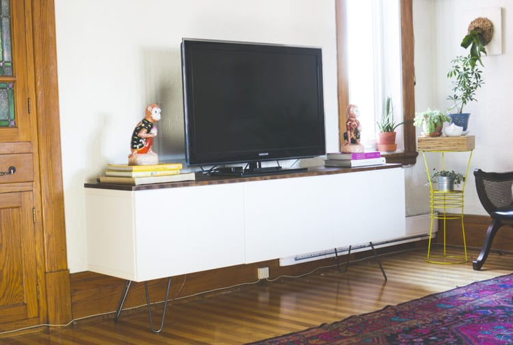 Ikea Credenza Tv Stand : Ikea hacking a credenza closet case patterns