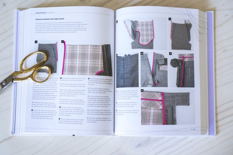 Sewing for Fashion Designers by Anette Fischer-18