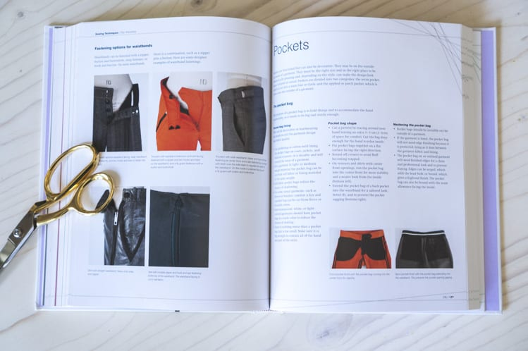 Sewing for Fashion Designers by Anette Fischer-20