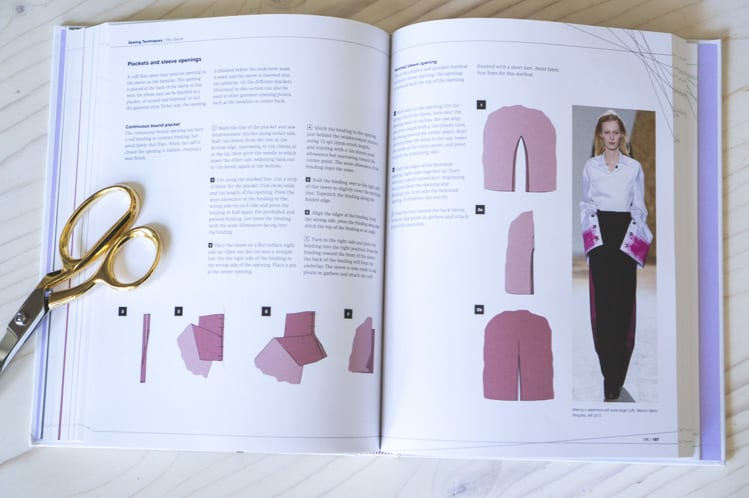 Sewing for Fashion Designers by Anette Fischer-21