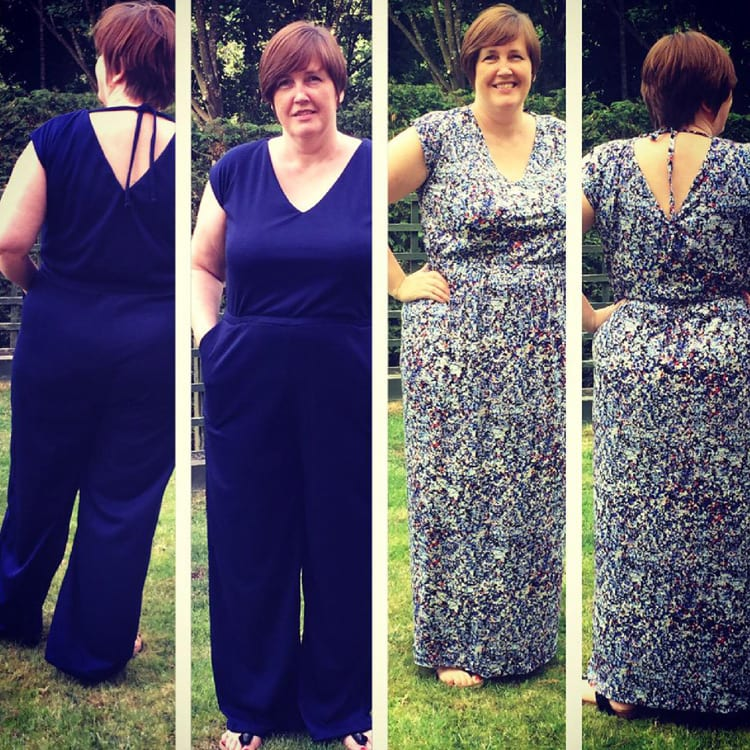 Sallie Jumpsuit and Maxi dress pattern Round-up // Closet Case Files