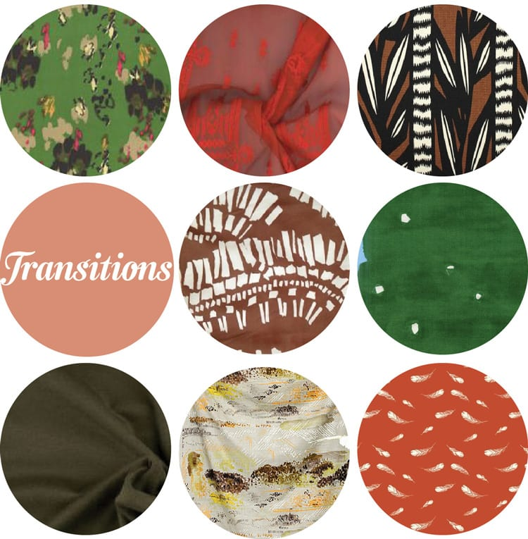 Fabric Files - Transitions // The best fashion fabric around the web // Closet Case Files