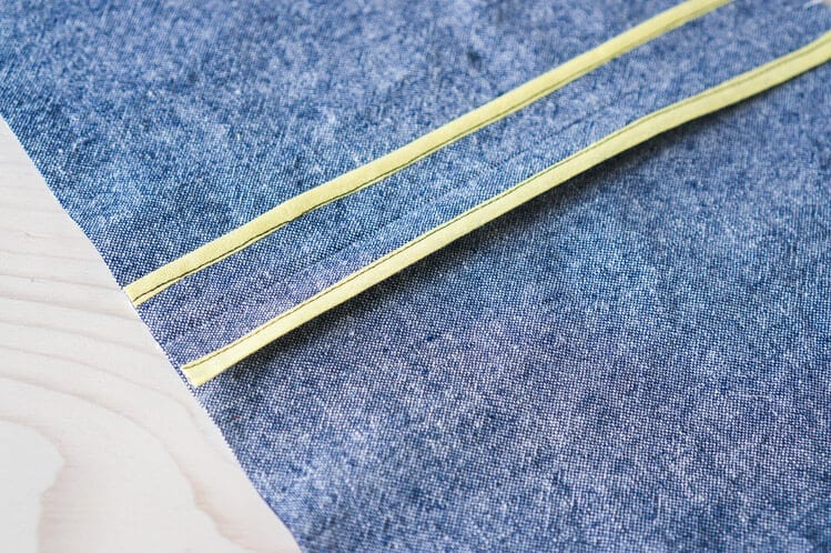 HowHow to sew a bias bound seam // Closet Case Files to sew a Hong Kong seam tutorial // Closet Case Files