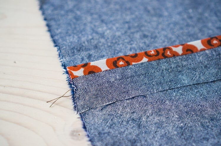 How to sew a Hong Kong seam tutorial // Closet Case Files