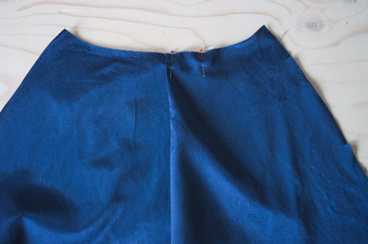Clare Coat sewalong_Sewing coat lining and facing-5