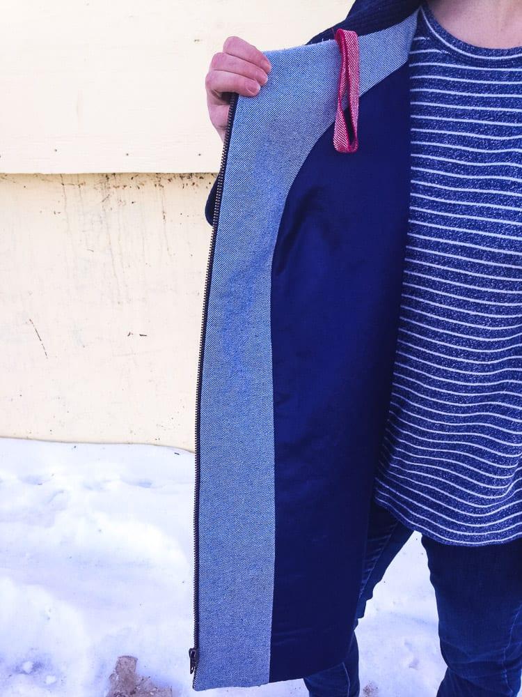 Clare Coat Pattern-6