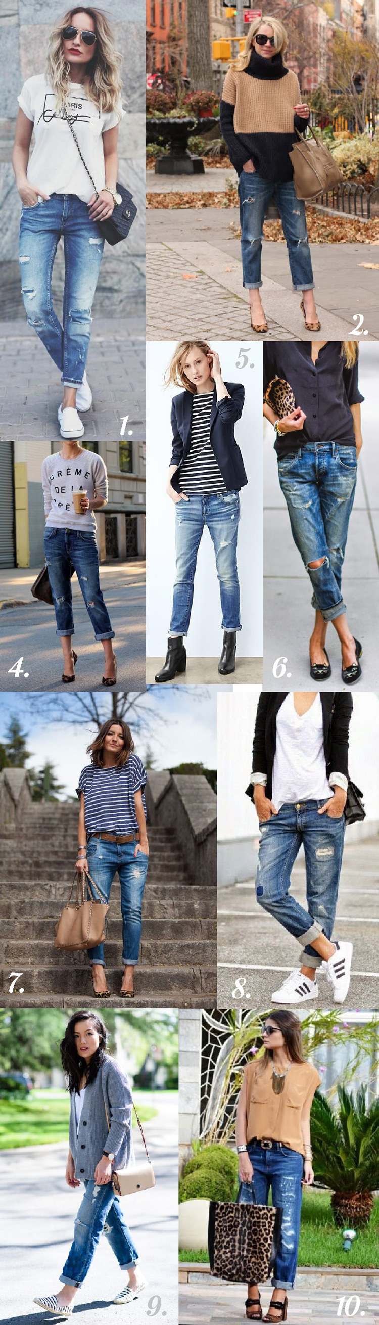 Distressed-Boyfriend-Jeans-styling-inspiration