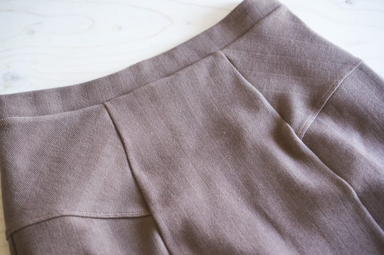 Deer and Doe Brume skirt