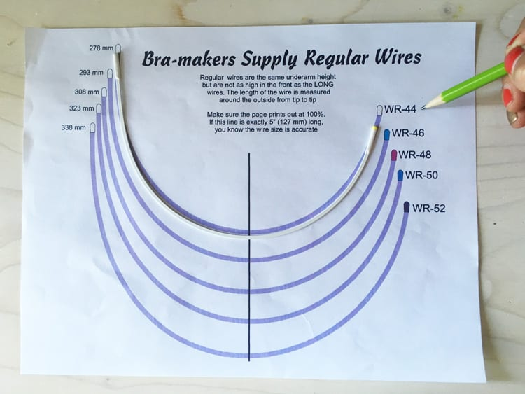 Underwire-chart-size-guide