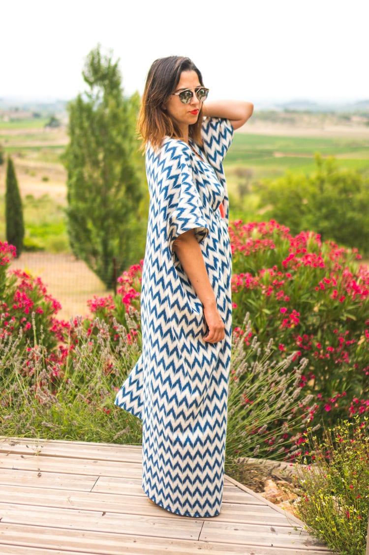 Caftan sewing pattern_Simplicity 5315-10