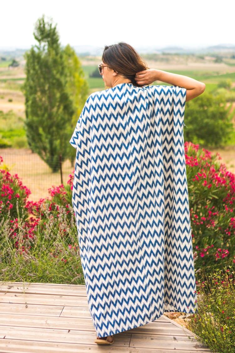 Caftan sewing pattern_Simplicity 5315-9
