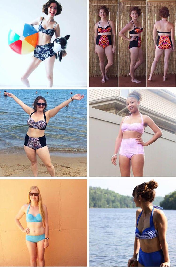 Sophie Swimsuit Pattern