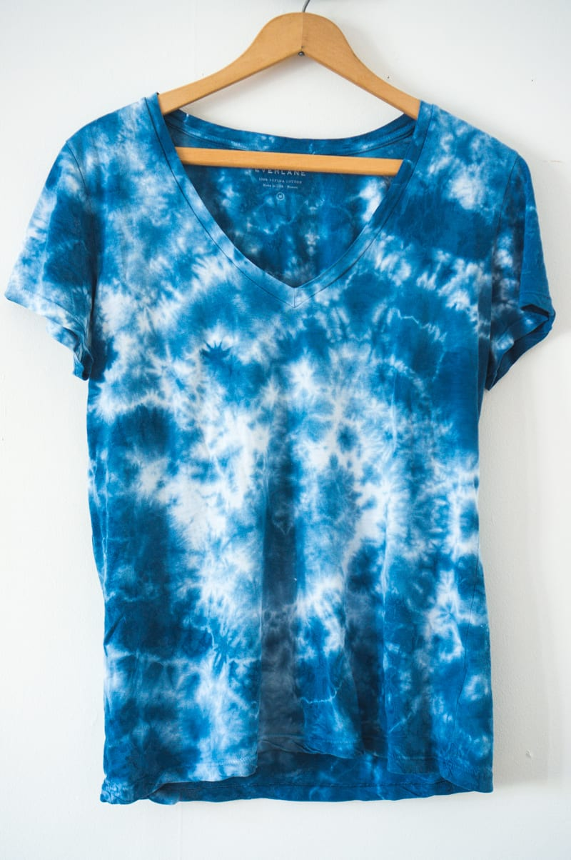 Indigo Shibori Dyeing Techniques Tutorial Closet Case