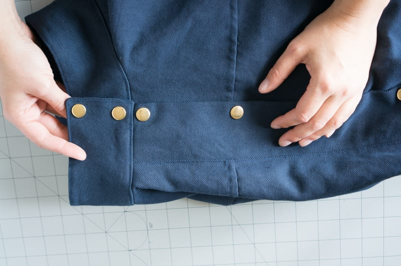 How to Install Snap Buttons Tutorial // Kelly Anorak
