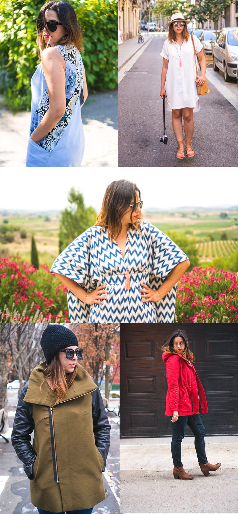 Favourite sewing projects from 2016 // Closet Case Patterns