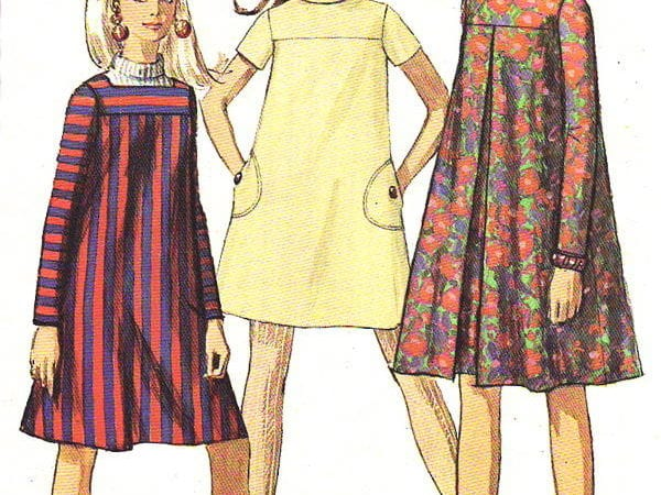 Simplicity 7203 sewing pattern // Closet Case Patterns