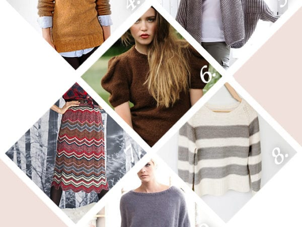 Modern Knitting Patterns // Closet Case Patterns