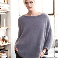 Easy Sloppy Jumper Knitting Pattern : KNIT SOMETHING! EASY SWEATERS FOR FALL Closet Case Patterns
