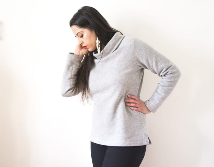 Cozy Coco Sweatshirt Closet Case Patterns