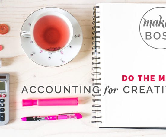accounting for small business creative entrepeneurship