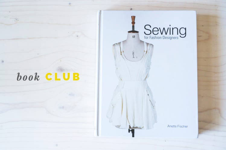 book club sewing for fashion designers closet case patterns