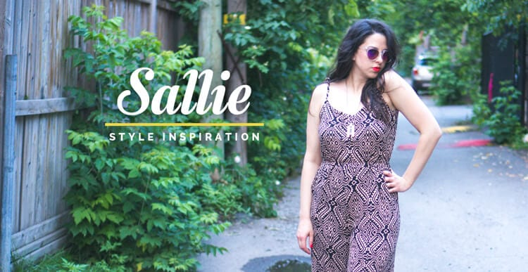 Sallie Jumpsuit sewing pattern // Style Inspiration // Closet Case Files http://closetcasepatterns.com