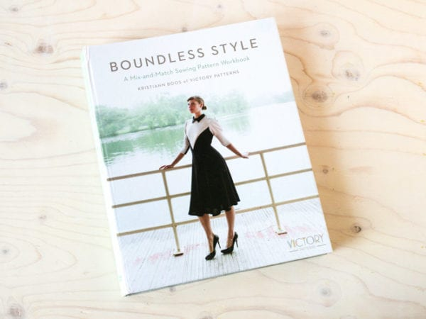 Boundless Style by Kristiann Boos // Book review // Closet Case Files