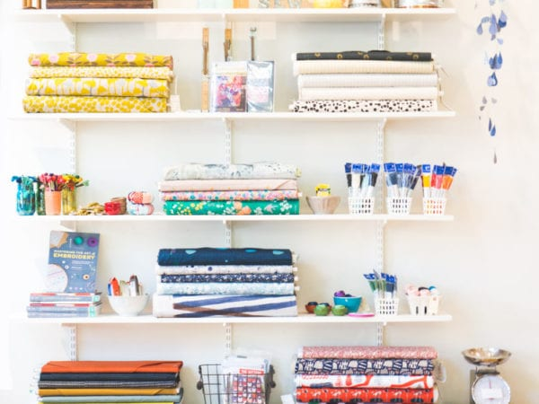 Drygoods Design fabric store Seattle