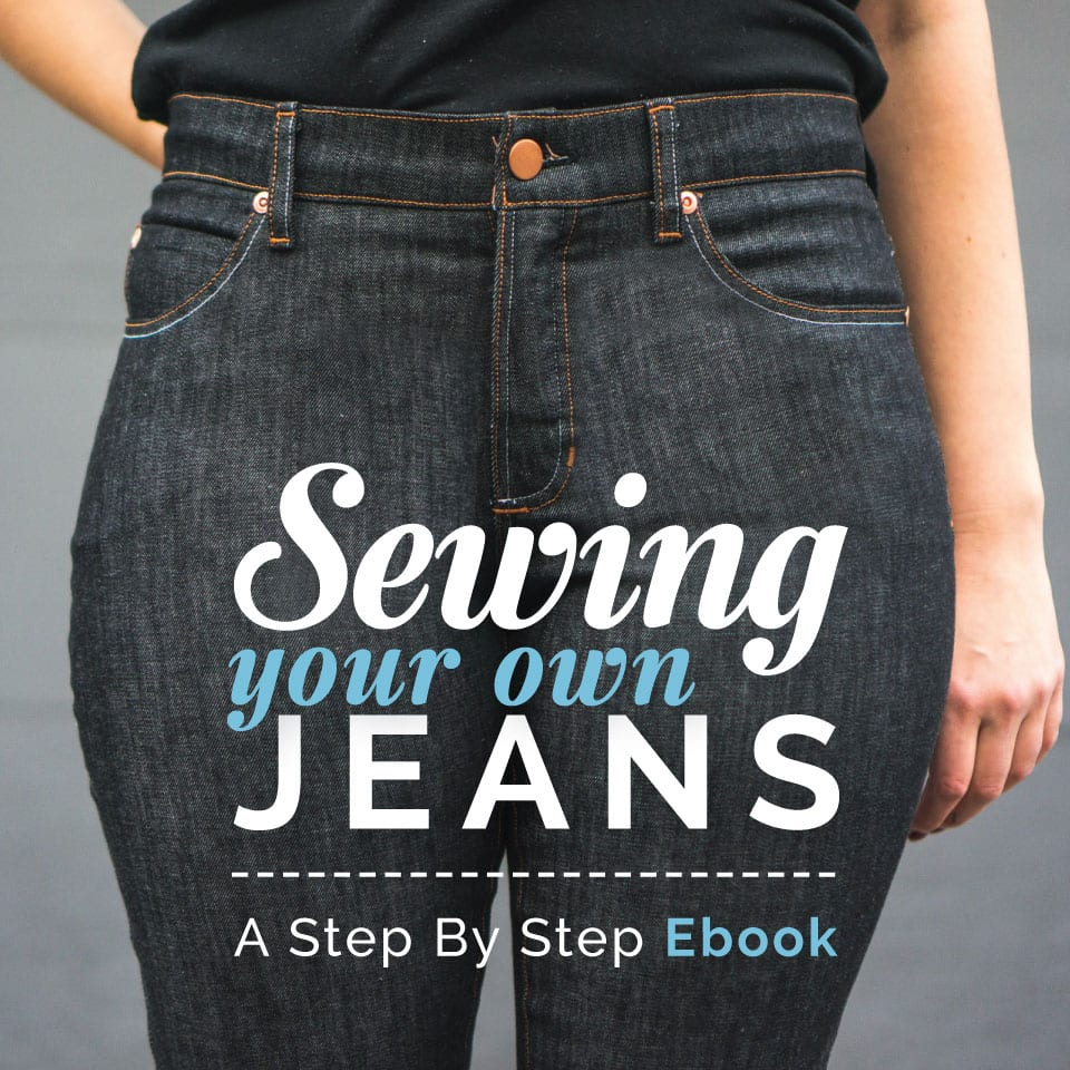 Sewing Your Own Jeans eBook // Closet Case Files