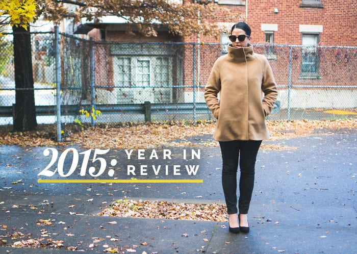 2015: Year in Review // Closet Case Files
