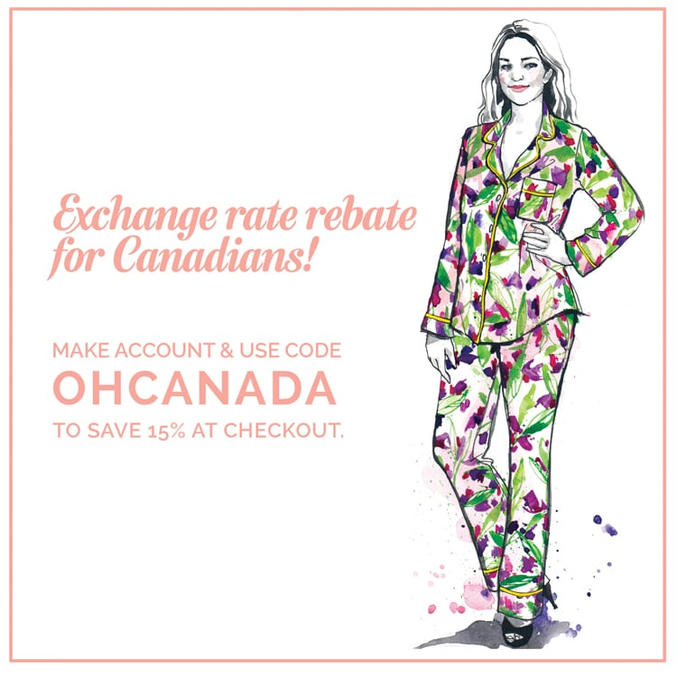 Exchange rate sale for Canadians only // Closet Case FIles