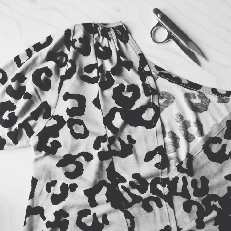 This Week in Sewing Blogs // Wren dress WIP // Closet Case Files