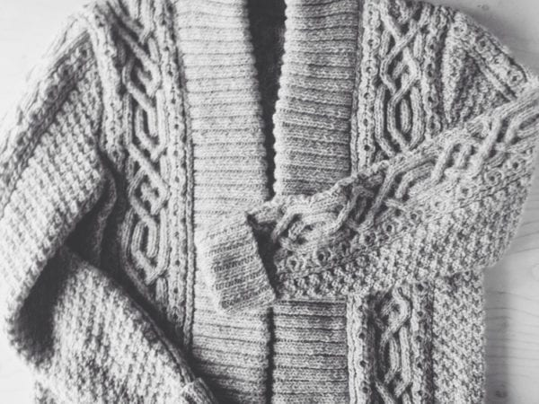 Rowe coat pattern by Brooklyn Tweed // Closet Case Files