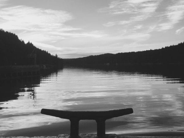 Salt Spring Sunset // This Week in Sewing Blogs // Closet Case FIles